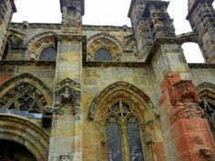 Adventuring Souls: Rosslyn Chapel