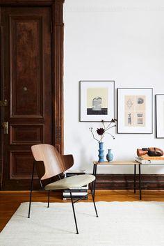 simple chic interior home design High Design, Deco Design, Design Design, Modern Interior Design, Interior Design Inspiration, Design Ideas, Interior Styling, Interior Exterior, Interior Architecture