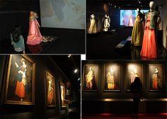 Arte y Moda en Santa Clara: Santas Zurbarán