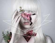 "Check out new work on my @Behance portfolio: ""Beautiful Albino"" http://be.net/gallery/46849849/Beautiful-Albino"