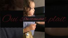 Les courses - YouTube vidéos Manelle 2 ans et INès 8 ans