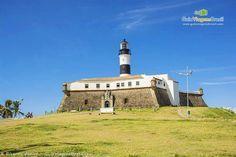 Farol da Barra /  Forte de Santo Antônio da Barra
