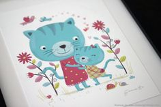Kitty Love by Jannie Ho for The Pablove One Another Show #PabloveOneAnother