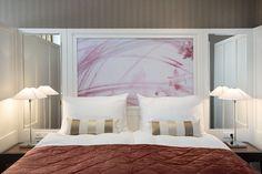 Guest Room at 5 star hotel: Best Western Premier Harmonie Vienna. This hotel's address is: Harmoniegasse Alsergrund Vienna 1090 and have 66 rooms Best Western, 5 Star Hotels, Vienna, Guest Room, Westerns, Europe, Tapestry, Design, Rooms