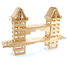 Keva Structures(200 planks) I like these - could make my own