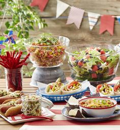 Party Plan: Fireworks Countdown Cookout - Kroger