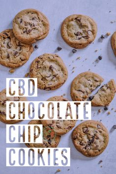 Posted by bkfarmgirl Delightful CBD oil chocolate chip cookies recipe! Increase this to your cbd recipes board! Baking Recipes, Cookie Recipes, Dessert Recipes, Desserts, Cookie Recipe With Oil, Marijuana Recipes, Cannabis Edibles, Hemp Recipe, Chocolate Chip Cookies Ingredients