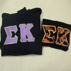 Find the largest selection of Sigma Kappa Sorority Apparel, Merchandise, & Gifts. Something Greek also carries Sigma Kappa custom embroider apparel & printed Sorority Gifts. Shop now for personalized Greek gear and Sigma Kappa sorority group orders. Sorority Outfits, Sorority Gifts, Greek Gear, Custom Greek Apparel, Sigma Kappa, Greek Clothing, Embroidered Clothes, College, Shirts