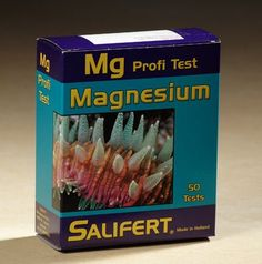Salifert Magnesium (MG) Test Kit -- To view further for this item, visit the image link.