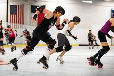 cool article about derby/life balance