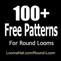 Sewing For Beginners Round Loom 100 FREE Loom Knitting Patterns -Easy. Great for beginners and advanced made on circular looms. Small Medium or Large Round Loom any brand. Loom Knitting For Beginners, Round Loom Knitting, Loom Knitting Stitches, Spool Knitting, Knifty Knitter, Loom Knitting Projects, Knitting Patterns Free, Knitting Ideas, Free Pattern