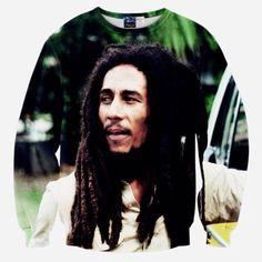 Venta caliente nuevo diseño especial sudadera hombre gran Bob Marley 3D impreso hoodies hombres y mujeres usan jogger sportswear XS8