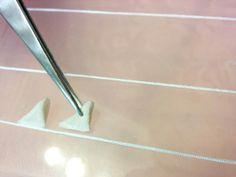 ミテラの下がりの作り方 藤下がり の画像|「ミテラのかんざし」母が作るつまみ細工のかんざし 成人式 卒業式