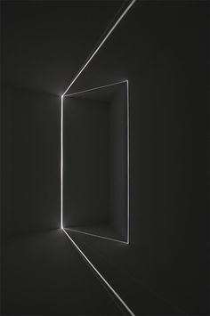 Chris Fraser: light installation. One line drawing the view from 575 Sutter Street, 2011.