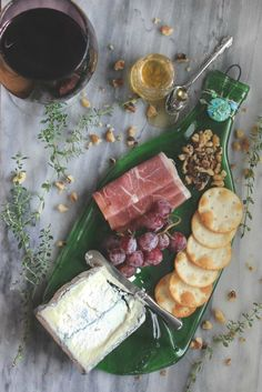 Charcuterie Boardcountryliving