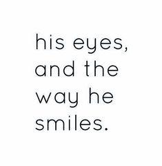 Cute Love Quotes, Cute Crush Quotes, Secret Crush Quotes, Love Quotes For Him, His Smile Quotes, You Make Me Smile Quotes, That Smile, Man Crush Monday Quotes, Crush Qoutes