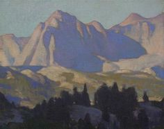Glenn Dean . Sierra Morning