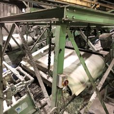 One of our Permanent Overband Magnets working hard in a #recycling plant removing tramp ferrous metal in the form of nails, rods, etc. Recycling Plant, Nails And Screws, Working Hard, Magnets, Metal, Work Hard, Metals, Hard Work