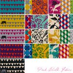 Etsuko Furuya Echino Decoro HALF YARDS [5FQ-Decoro2013-FQ] - $129.95 : Pink Chalk Fabrics is your online source for modern quilting cottons and sewing patterns., Cloth, Pattern + Tool for Modern Sewists