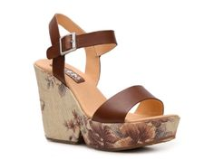 Korks by Kork-Ease Nancy Wedge Sandal