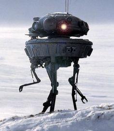 Empire Viper Probe - Star Wars