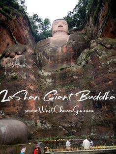 leshan giant buddha tours ChengDu WestChinaGo Travel Service www.WestChinaGo.com Tel:+86-135-4089-3980 info@WestChinaGo.com Giant Buddha, Chengdu, Tours, Movies, Movie Posters, Travel, Viajes, Films, Film Poster