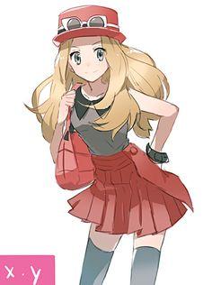 ¿yo no había pineado esto? <3 #KalosQueen #PokémonXY