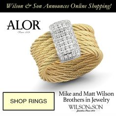 #manicuremonday You'll want to show off those nails when you shop online for the perfect ring at Wilson & Son. http://qoo.ly/79hjs/0