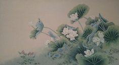 8번째 이미지 Invitation Cards, Invitations, Korean Painting, Chinoiserie, Illustration, Flowers, Plants, Projects, Japanese