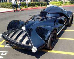 Darth car