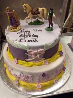 Special designed cake from La Baguette, Palo Alto