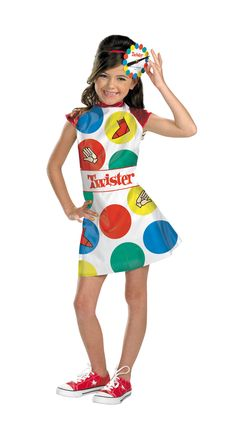 Awesome Costumes Twister Child Costume just added...