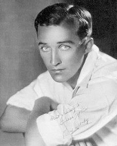 Bing Crosby....while his public persona was flawless...he was a tyrannical drunk who beat his children and wife, Mentally, physically and emotionally abusive.  Check it...