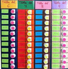 juegos matematicos con material reciclado para cuarto grado - Buscar ...