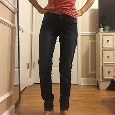 Element dark denim skinny jeans Skinny denim jeans, worn a couple of times, lots of life left. element Jeans Ankle & Cropped