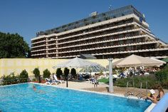 Danubius Health Spa Resort Margitsziget- $92 spa & hot spring