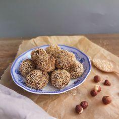 Gesunde Schoko Pralinen selber machen – vegan, glutenfrei & fettarm - Healthy Lena