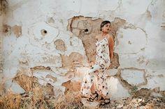 Moda vestido lencero makeup carmen sanchez