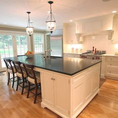 Kitchen Island With Seating Design, Pictures, Remodel, Decor and Ideas - page 4