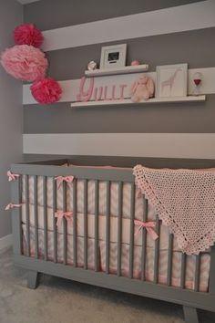Minha paixão de combinação: rosa e cinza!!!!!