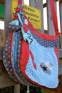 Skippy by Traumbuntes,  #sewing #farbenmix #handmade #bag #nähen