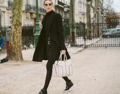 Think Dior and sneakers don't mix? OP proves that high/low will always be in style.