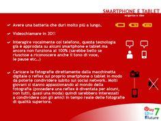 7 - Smartphone & Tablet - esigenze e idee. Elaborazioni grafiche realizzate col software Corel Paint Shop Pro Photo X2.