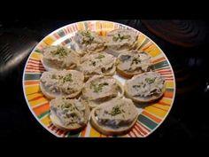 Video pro Danielu, rybičková pomazánka - YouTube Tacos, Mexican, Chicken, Meat, Ethnic Recipes, Youtube, Food, Eten, Meals