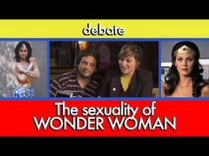 ▶ The sexuality of Wonder Woman (debate) COMIC BOOK SYNDICATE - YouTube