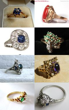 'If you liked it, then you shoulda put a ring on it' VJSE group team wedding treasury--Pinned with TreasuryPin.com