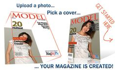Fake Magazine Covers - Mag Covers with Your Picture - MagMyPic.com