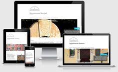 Neue Website für den Steinmetzmeister & Bildhauer Baumbach.  http://www.steinmetzmeister-baumbach.de  #Website #Gestaltung #Programmierung #Steinmetz #Bildhauer