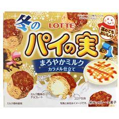 Lotte Winter Pie no Mi -- Rich Milk
