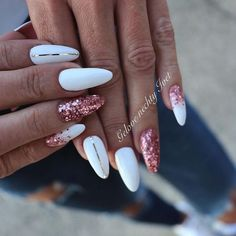 Gel nails Gel nägel - Gel nails Gel nägel { You are in the right place for diy crafts Here we present diy you - Cute Acrylic Nails, Acrylic Nail Designs, Nail Art Designs, Fabulous Nails, Perfect Nails, Stylish Nails, Trendy Nails, Nails Factory, Nagel Stamping